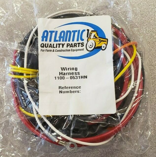 Wiring Harness For Ford  New Holland  1100