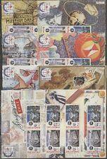 Singapore 1995 - Singapur - Bl.37-46 ** MNH