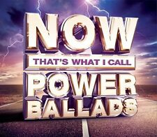 Now That's What I Call Power Ballads - Various Artists (Album) [CD]