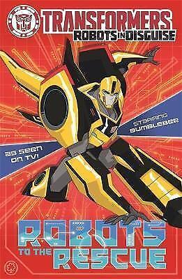 1 of 1 - Transformers, Sazaklis, John, Robots to the Rescue: Book 1 (Transformers), Very