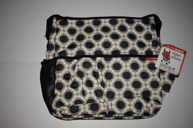 Skip Hop Duo Deluxe Diaper Bag Blossom