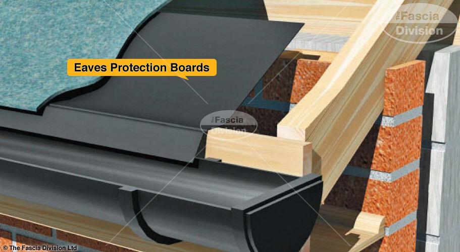 Felt Support Tray Eaves Amp Felt Protector 1 5m Lengths