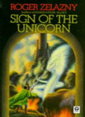 1 of 1 - Sign of the Unicorn (Sphere science fiction) By Roger Zelazny