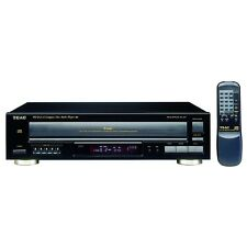 Teac PD-D2610 Carousel 5-CD Changer Full-Size Component with CD/MP3 Playback