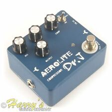 Dr. J D55 Aerolite Comp | Compressor Guitar Effects FX Pedal | Input Adjust