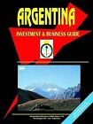 Argentina Investment by International Business Publications, USA (Paperback / softback, 2005)
