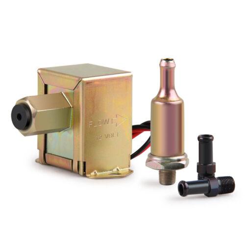 Full Copper DC 12V 5//16 Standard 2.5-4PSI Facet Electric Fuel Diesel Petrol Pump