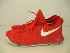 half off 16d5a 48b90 item 2 Mens sz 12 46 Nike Zoom KD Kevin Durant 9 IX Varsity Red White  Basketball Shoes -Mens sz 12 46 Nike Zoom KD Kevin Durant 9 IX Varsity Red  White ...