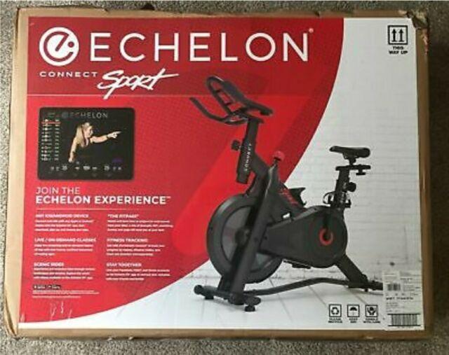 Echelon Sport Bike Connect Smart Exercise Peloton Indoor Cycling for sale online  eBay