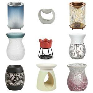 Classic-Yankee-Candle-Oil-Burner-amp-Wax-Melt-Warmers-Mosaic-Glitters-Ceramic