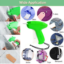 Tag Tagging Gun Clothing Price Label Tagging Tag Gun With 5 Thick Needle