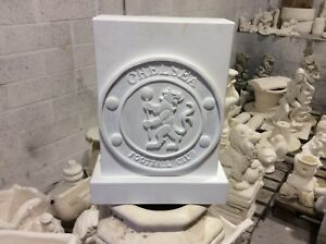 LATEX AND FIBREGLASS MOULD CHELSEA BENCH LEG 45CM TALL ORNAMENT MOULD ©️