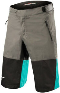 Clothing, Shoes & Accessories Provided Alpinestars Tahoe Waterproof Mens Cycling Shorts Grey