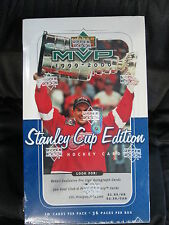 1999-00 UD MVP STANLEY CUP EDITION HOCKEY SEALED BOX