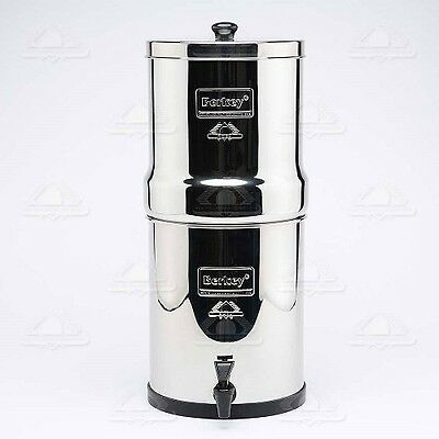 Big Berkey Water Filter Purify Without Black Filters Authorized Dealer FREE Ship