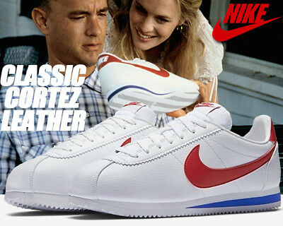 Nike Classic Cortez Leather 749571-154 Men's Lifestyle SHOES FORREST GUMP  OG DS | eBay