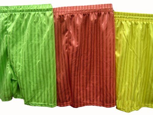 NUOVO Retro Running COOL Pantaloncini elemento Classico S M L elegante Setosa Morbido impressionante