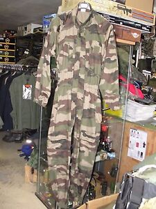 Combinaison-TAP-Troupe-AeroPortee-taille-XXL-camouflage-C-E-Armee-Francaise