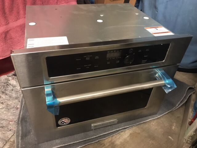Kitchenaid Microwave Oven Stainless
