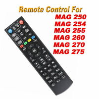 Remote Control For Mag 250 Mag 254 Mag250 Mag254 Linux System IPTV Set Top Box