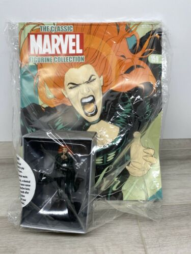 The Classic Marvel Figurine Collection #159 Siryn Eaglemoss New