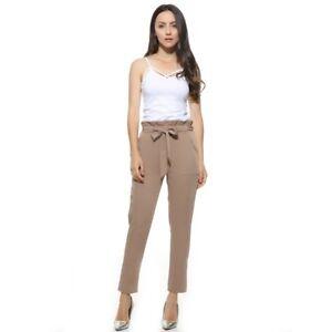 a1212010c8bc6 Pantalones Fashion De Pierna Ancha Ropa De Moda Para Mujer Nueva ...