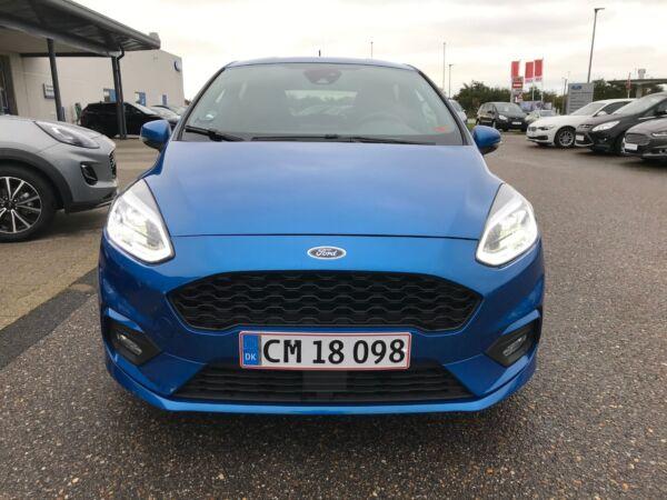 Ford Fiesta 1,0 EcoBoost ST-Line - billede 1