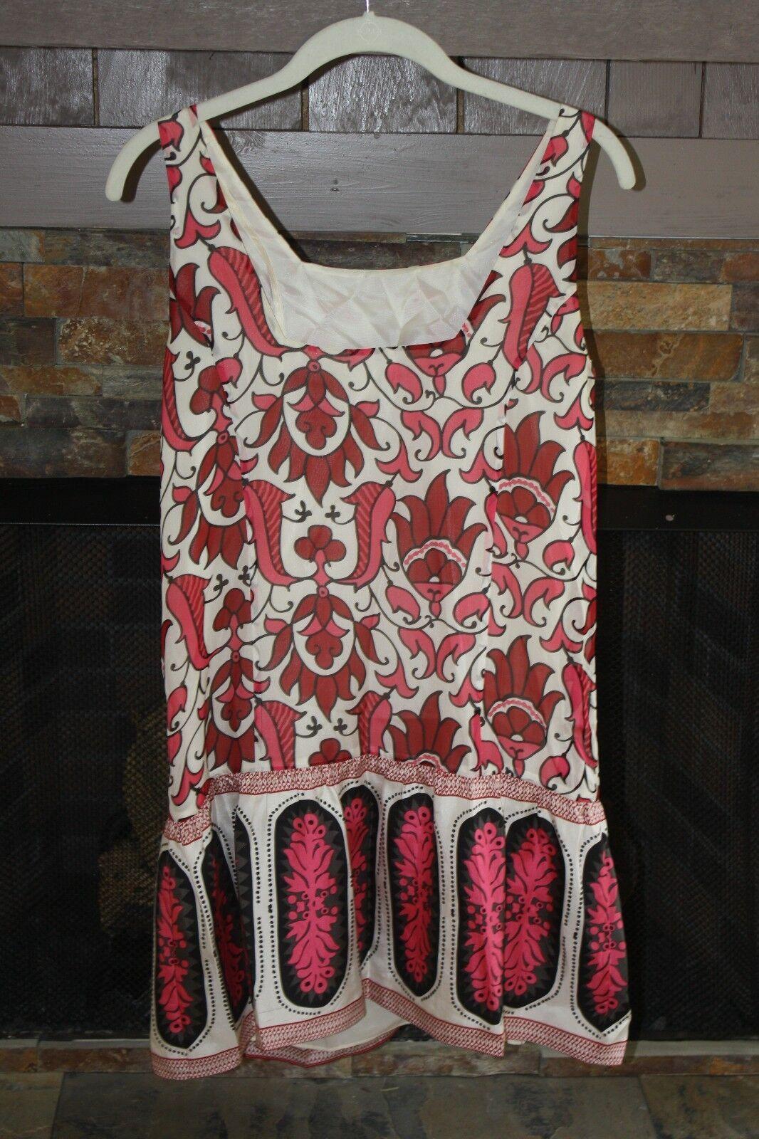 Hoss Intropia 100% Silk Dress - size 1