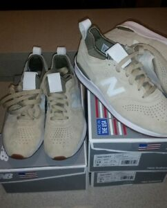 low priced 2f081 b643d Details about New Balance 997 USA Encap Running Shoe Athletic Lifestyle  Sneakers Beige 998 999