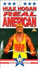HULK HOGAN REAL AMERICAN VIDEO VHS TAPE CLASSIC COLLECTORS WWE WWF WRESTLING PAL
