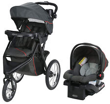 Graco 2047763 Trax Jogger Travel System - Black