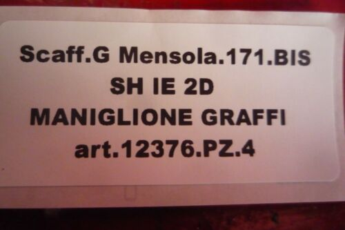 MANIGLIONE  Honda SH 125 150 2009 2010 2011 2012 //