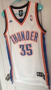 KD Jersey Kevin Durant Oklahoma City Thunder Nba Jersey Men S Adidas OKC KD ...