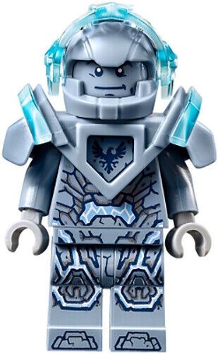 nouveau LEGO Stone Clay FROM SET 70356  NEXO KNIGHTS (NEX106)  100% authentique
