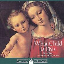 What Child is This Singh Kaur Dean Evenson D'Rachael Christmas Music CD