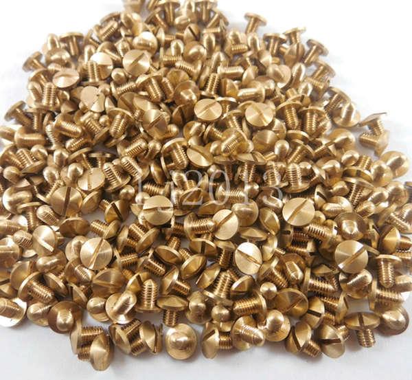 200PCS Tornillos De Reparación Piezas Sax, piezas piezas piezas de latón 941871