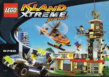 LEGO 6740 - Island Xtreme Stunts: Xtreme Tower - 2002 - NO BOX