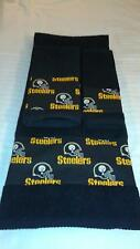 Item 4 Pittsburgh Steelers 3 Piece Bath Towel Set Handmade GREAT GIFT!!!  Pittsburgh  Steelers 3 Piece Bath Towel Set Handmade GREAT GIFT!!!