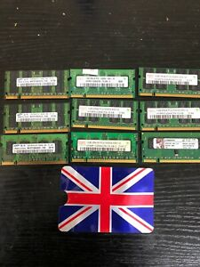 Laptop-Memory-RAM-DDR2-PC2-5300S-amp-6400S-200-pin-SODIMM-Non-ECC-Mix-Brand-1-Pc