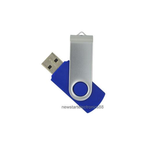 Lot 50 256MB USB Flash Drives Thumb Pen Jump Personalized Memory Stick Bulk Pack
