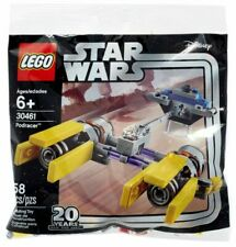 LEGO 30461 Mini Podracer 20 years LEGO Star Wars polybag 20th anniversary