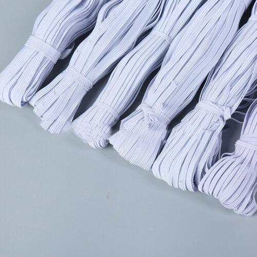3//6//10mm Schmale Seite Elastische Stretchbänder Flache Schnur Für Taillennähen