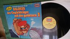 LP: Balduin der Gepäckträger mit der goldenen 1 - EUROPA - 1982 - Selten