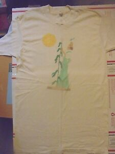 Hand Painted Vintage Tee Shirt '70s