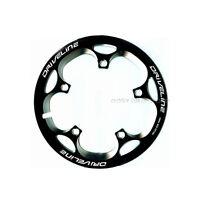 Driveline Crank Chain Guard Road Bike 50t Bcd 110 Black
