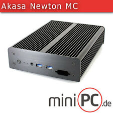 Akasa Newton MC Gehäuse (für Intel NUC NUC5i3MYBE/NUC5i3MYHE) [LÜFTERLOS]