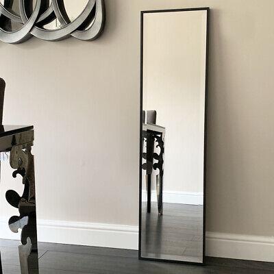 Black Full Length Mirror Dressing, Full Length Mirror Black Metal Frame