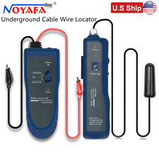 Underground Cable Wire Locator Tracker Nf 816l Tracking Buried Low Voltage Cable