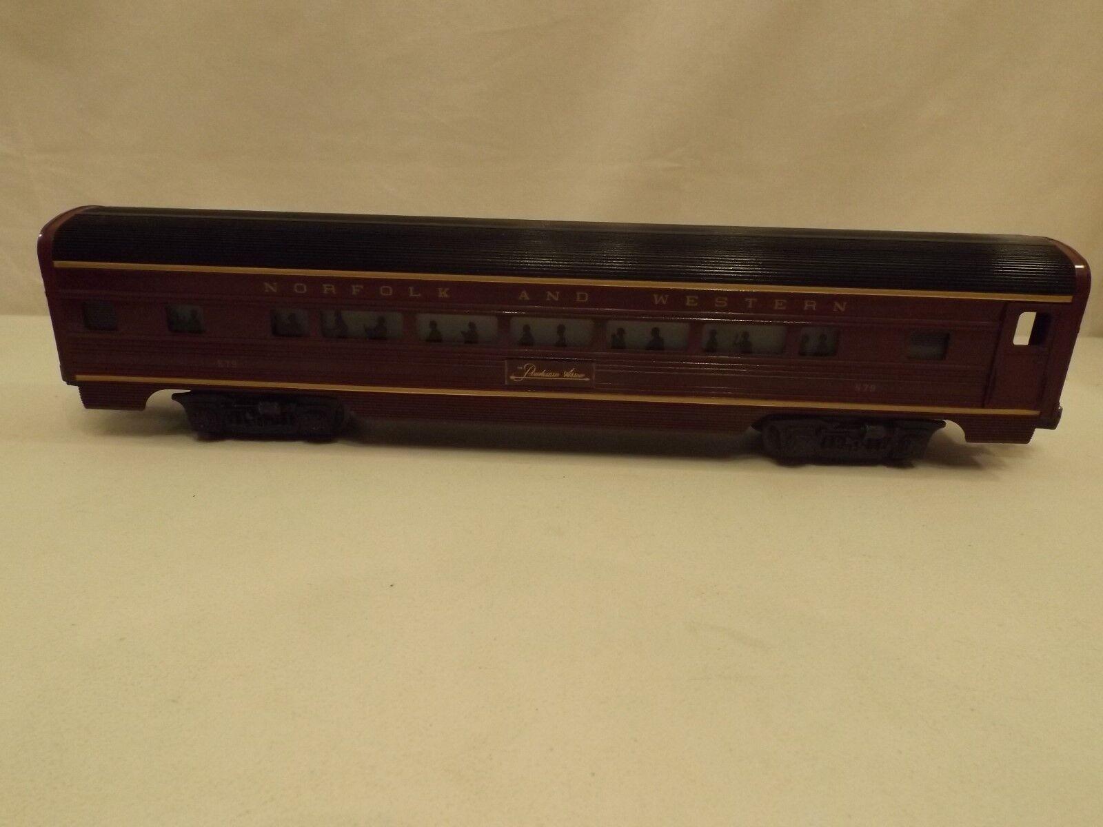 O Lionel  9564 Norfolk & Western passenger car in original box