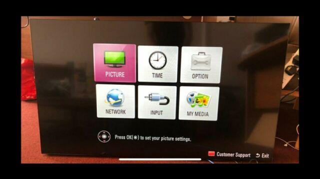 "LG 55"" señalización Digital Led Full Hd Lg 55LV35A-5B 55"" Monitor de pared de video"